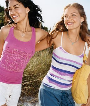Aeropostale womens wear