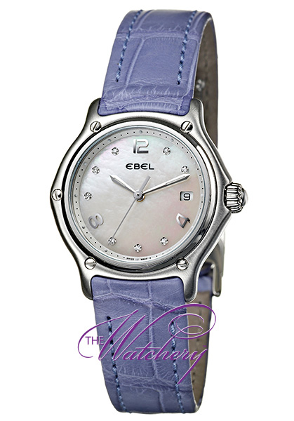 Ebel 1911 Mother-of-Pearl watch