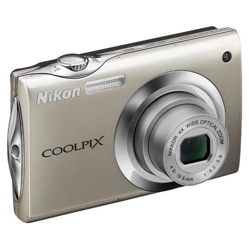 Nikon COOLPIX S4000 12 Megapixel Digital Camera