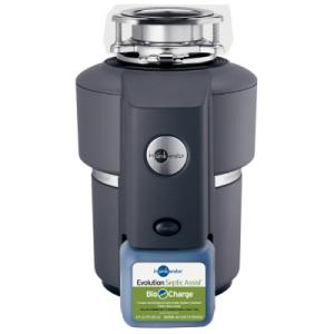 evolution septic food waste disposer