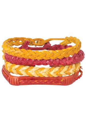 savina tonal bracelet