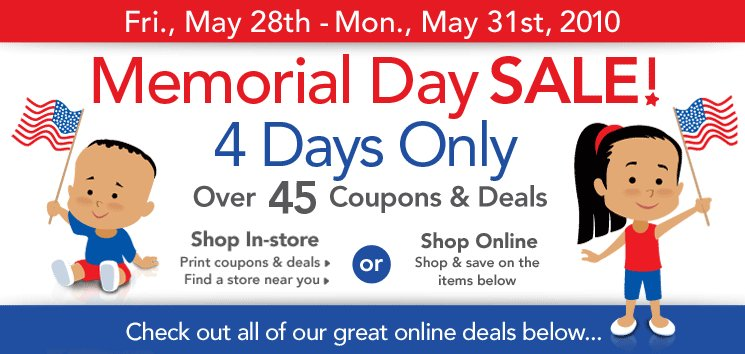 You simply cannot avoid the Memorial Day car sales frenzy this weekend: Half off this, buy-one-get-one that. Alongside remembering the holiday's true purpose —and the splendor of BBQ and family time—comes the wave of ad clutter and sales announcements, urging you to spend, spend, spend.