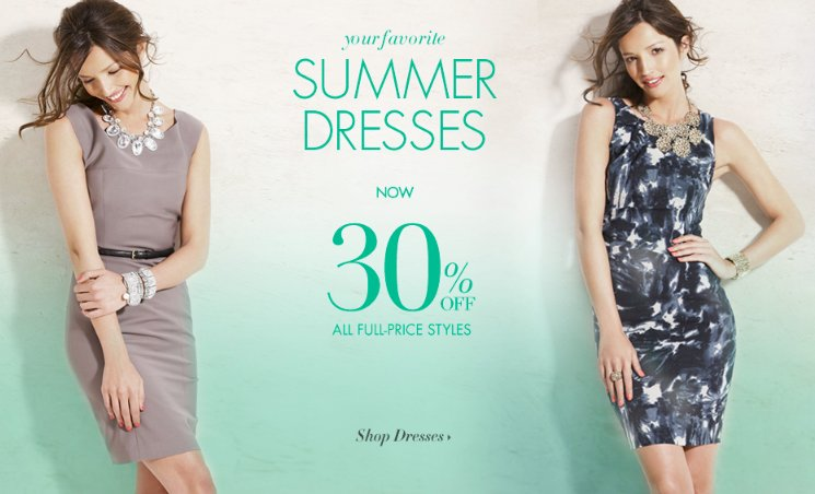 Ann Taylor Summer Sale