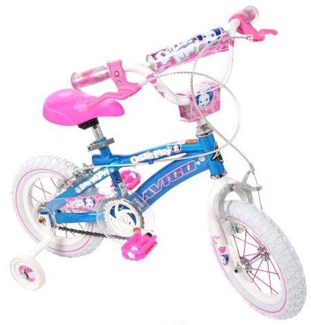 Avigo 12 inch Girl's Dezzie Mae BMX Bicycle