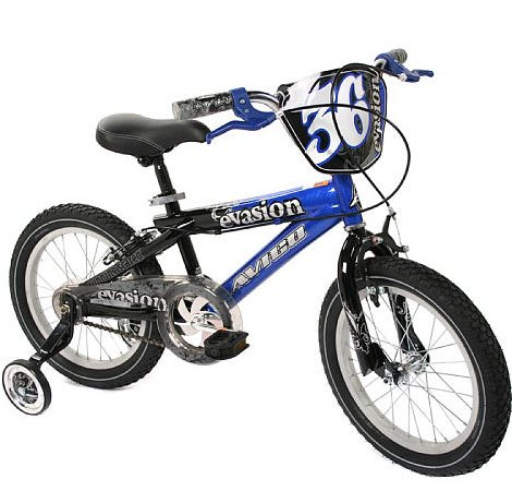 Avigo Evasion 16 inch Boy's Bicycle