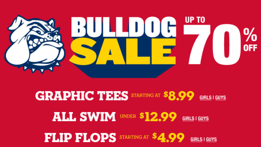 Bull Dog Sale