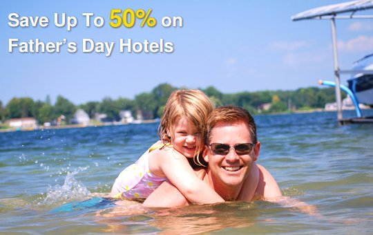 Cheapostay Fathers Day Promotions