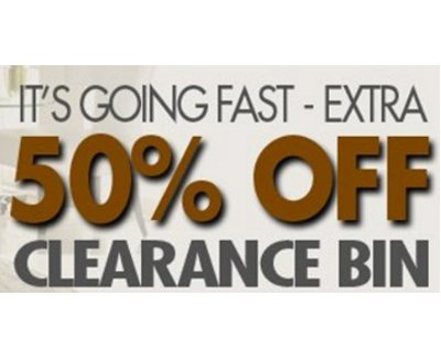 Designer Linens Outlet Clearance Offer