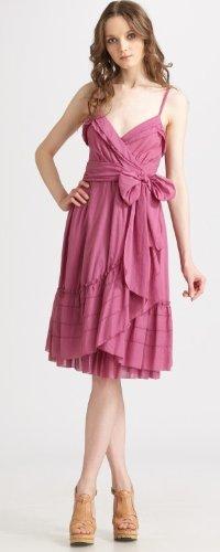 Diane von Furstenberg Kasi Cotton Voile Sundress