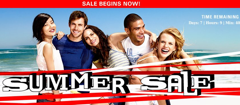 ESPRIT Summer Sale