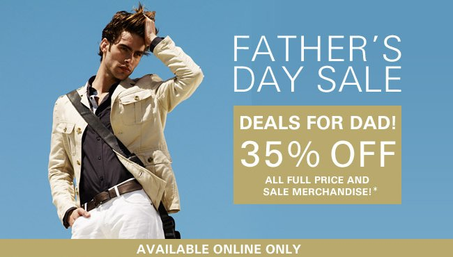 Esprit fathers day sale