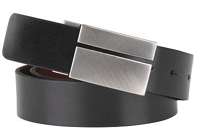 Pelle Reversible Leather Belt