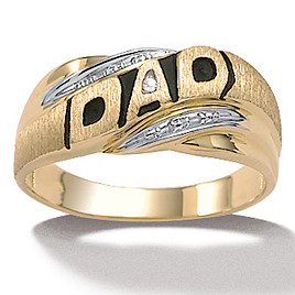 Men's 10k DAD Ring