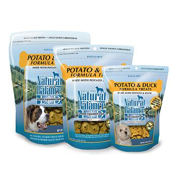 Natural Balance L.I.D. Limited Ingredient Diets Treats