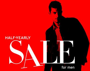 Nordstrom Half-Yearly Sale for Men