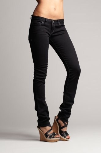 Peoples Liberation Tanya Black Skinny Jeans