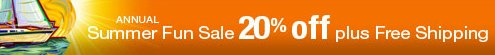 ShoeBuy Annual Summer Sale