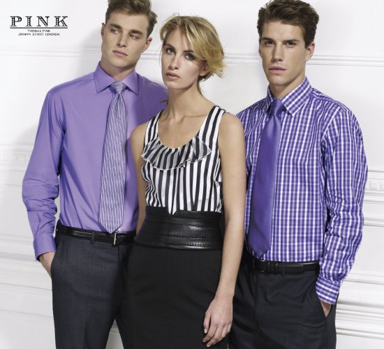Thomas Pink Spring Summer 2010 Collection