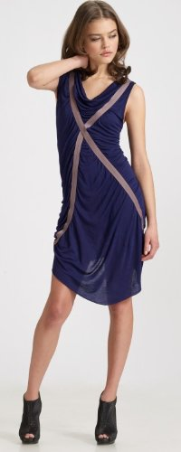 VPL Asymmetrical Modal Dress