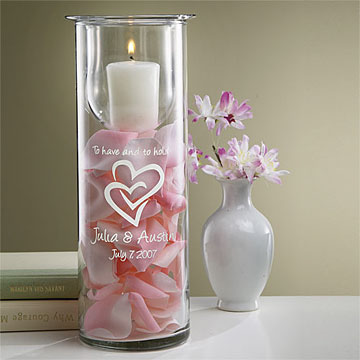 Wedding Candle Holder