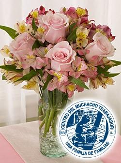 Working Boys' Center Ecuador Bouquet