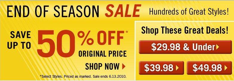 finishline season sale