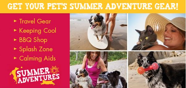 petco summer gear