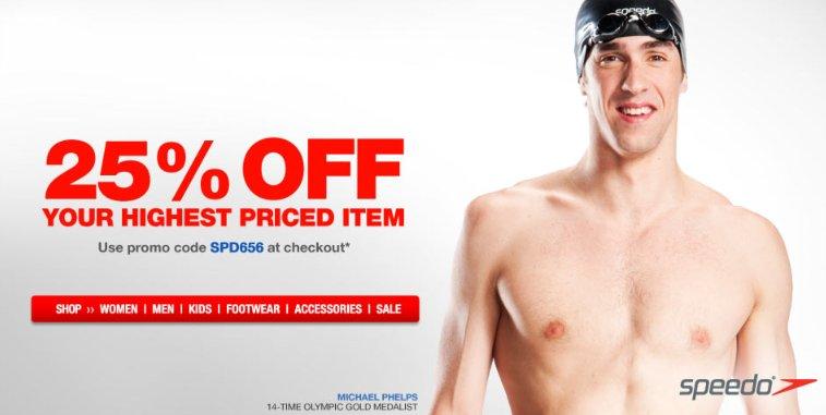 speedo saving offer