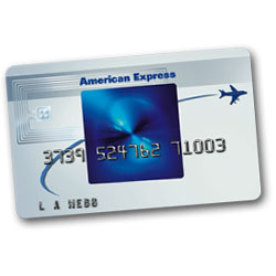 American Express Blue Sky Card