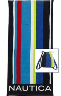 Boys Convertible Towel Bag