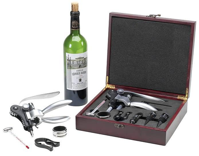 Connoisseur Wine Opener Set