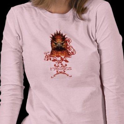 Fawkes Staring T Shirt