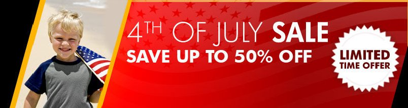 Hp 4th of July Sale