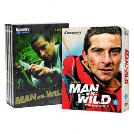 Man vs Wild DVD Collection