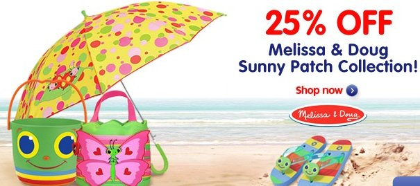 Melissa and Doug Sunny Patch