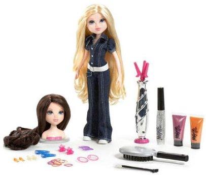 Moxie Girlz Magic Hair Doll - Avery