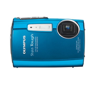 Olympus Stylus Tough Digital Camera