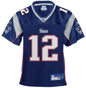 Replica Patriots Brady Tee