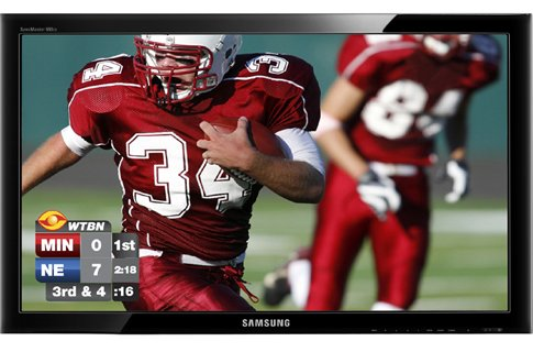 Samsung 460CX-2 46-inch 1080p commercial TV