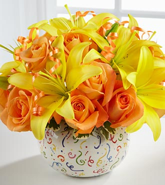 The FTD Celebration Bouquet