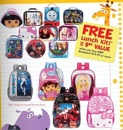 Toys r us back to school savings