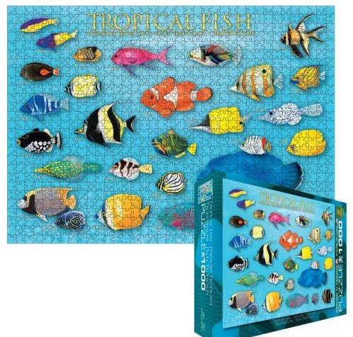 Tropical Fish Jigsaw Puzzle