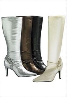 Adedaline Gathered Boot