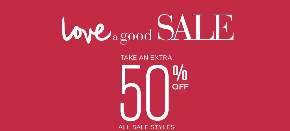 Ann Taylor Loft Sale