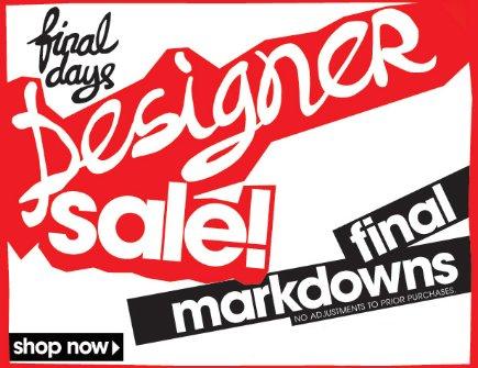 barneys newyork designer sale
