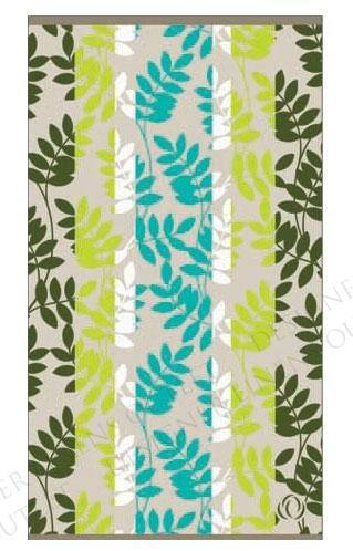 Christy Leaf Trail Beach Towel