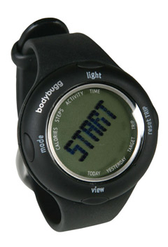 Bodybugg Digital Display - Black
