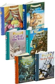 Boy Books Set (Classic Starts Series)