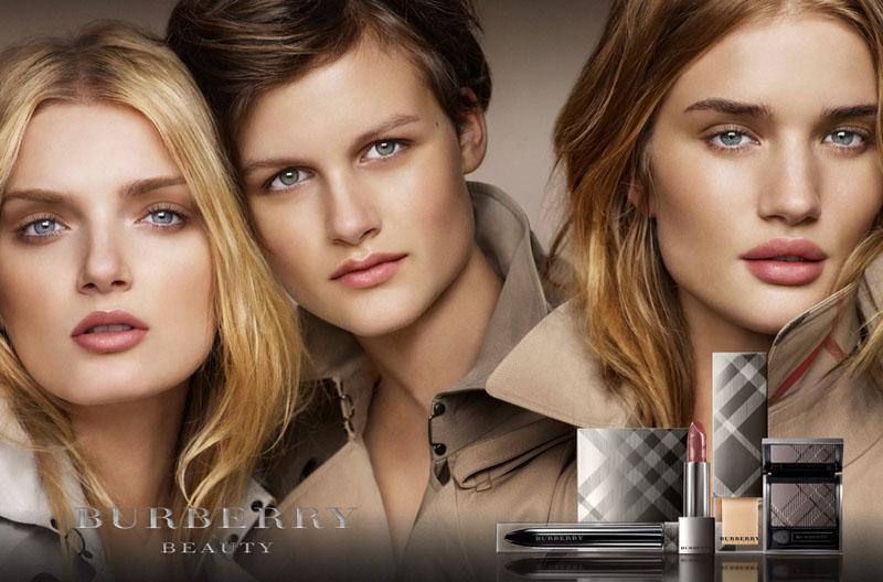 burberry beauty makeup line
