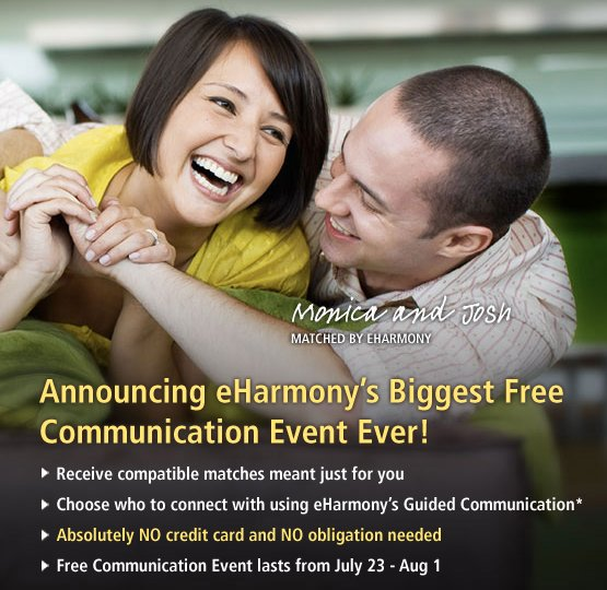 eharmony communication event